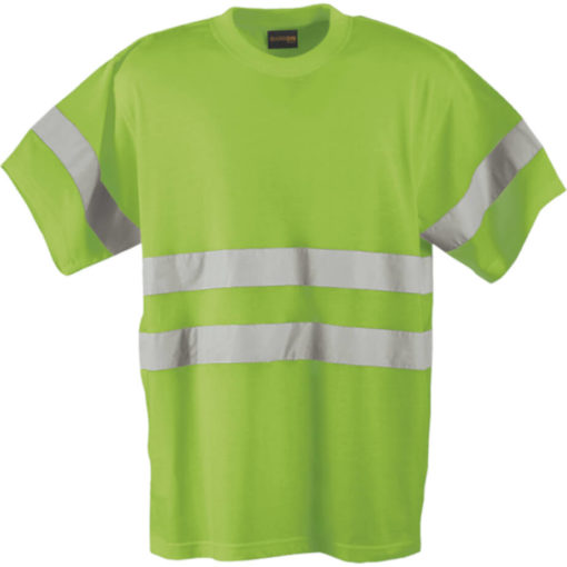 150g Poly Cotton Safety T-Shirt With Tape