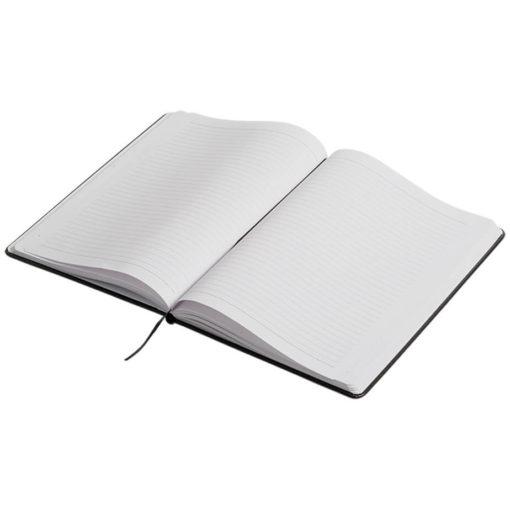 A4 Notebook Bound In PU Cover