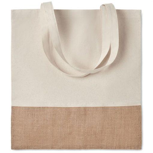 Cotton Jute Shopper