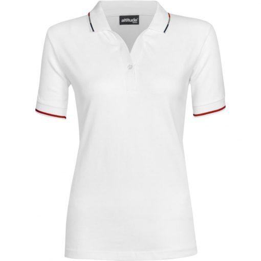 Ladies Ash Golf Shirt