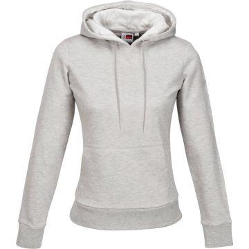Ladies Omega Hooded Sweater