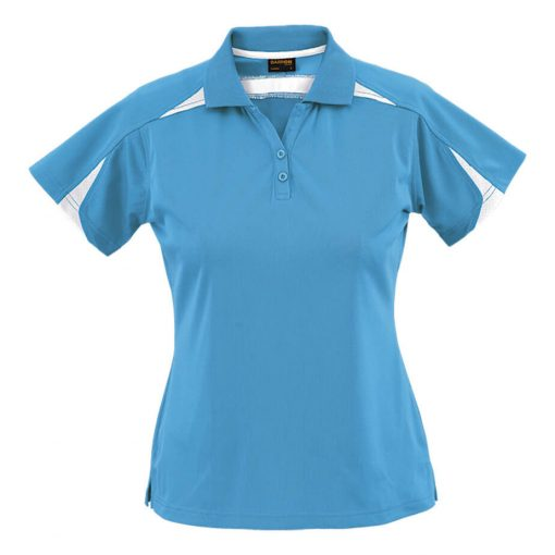 Ladies Solo Golfer