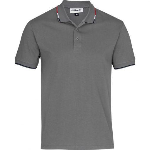 Mens Ash Golf Shirt