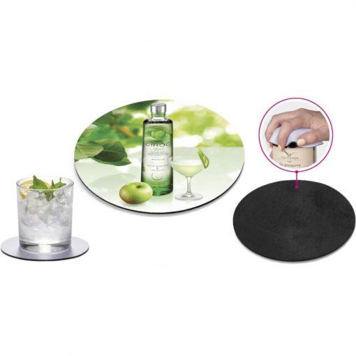 Merriment Coaster & Jar Opener