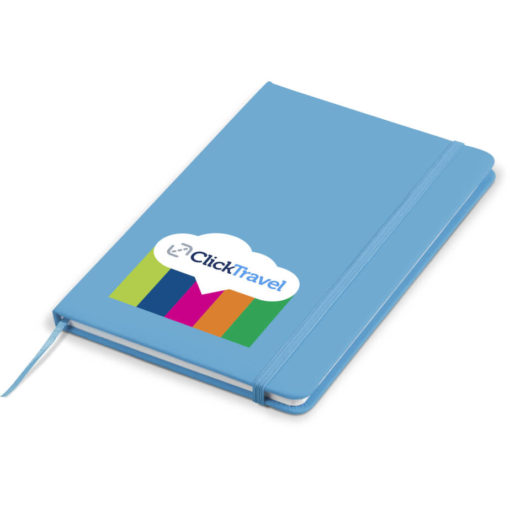 Omega A5 Hard Cover Notebook
