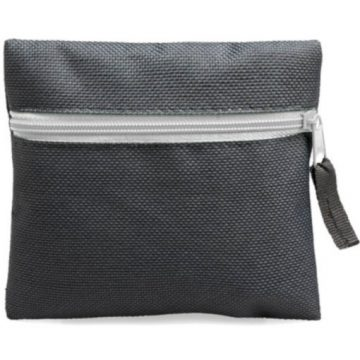 Zippered Square Pouch