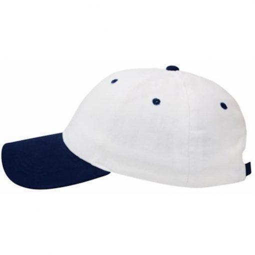 Classic Two-Tone Cap